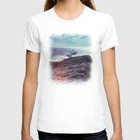 salt water T-shirts featuring Salt Water by Viviana Gonzalez