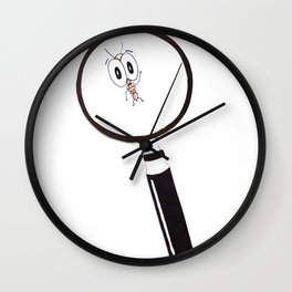 Little ant Wall Clock