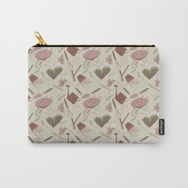 A Day in the Garden - Rose Carry-All Pouch