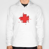 medical Hoodies featuring Medical Magic by Squidbiscuit