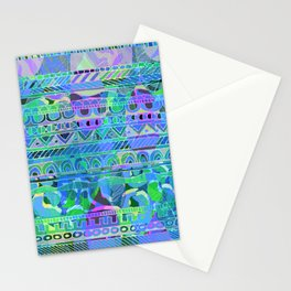 Geo Tribal 2 Stationery Cards