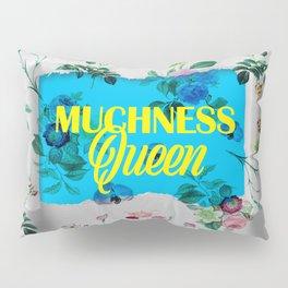 Alice Wonderland Floral Muchness Pillow Sham