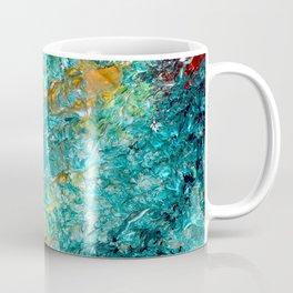 """""""Leprechaun's Koi Pond"""" Painting Coffee Mug"""