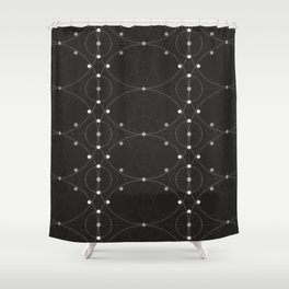 The Magicians Series - Pattern 6 Shower Curtain