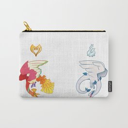 Heart of Gold/Soul of Silver Carry-All Pouch