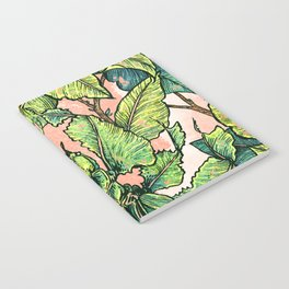 Leaf Mimic Notebook