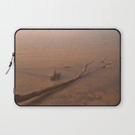 Misty Chesapeake Bay Laptop Sleeve