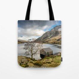 Lake Ogwen Snowdonia Tote Bag