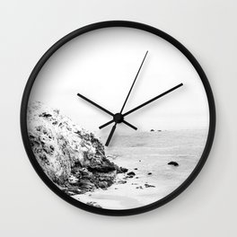 Coastal / Modern Contemporary Wall Clock