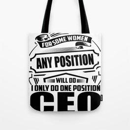 Funny Women Feminist Tote Bag