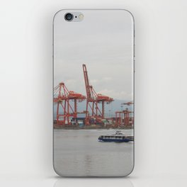 Seabus iPhone Skin