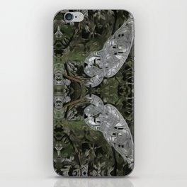 A Great Egret iPhone Skin
