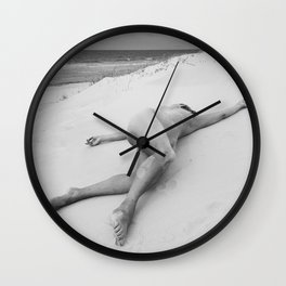 Mermaid 3 Wall Clock