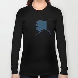 Alaska Parks - v2 Long Sleeve T-shirt