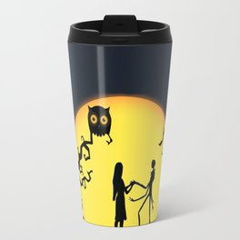 Jack and Sally-Nightmare Travel Mug