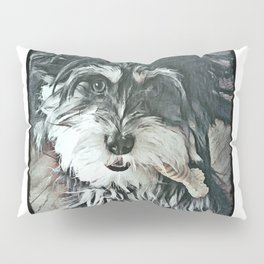 Puppy Rescue Sophie with Bone Pillow Sham