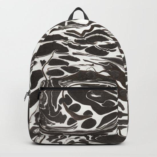 Suminagashi 09 Backpack