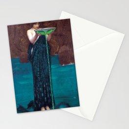 John William Waterhouse - Circe Invidiosa Stationery Cards