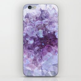 Crystal Gemstone iPhone Skin