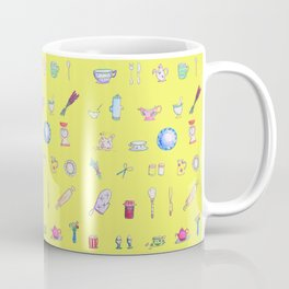 Heart of the Home- Bright Coffee Mug