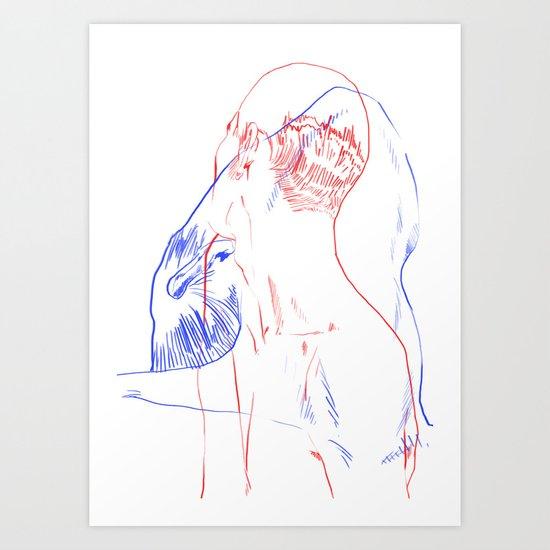 Mec Art Print