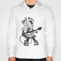 cassia beck Hoodies featuring Beck: Ryusuke's T-shirt Concept by KeithKarloff