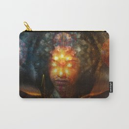 Eyes Of The Beholder Carry-All Pouch