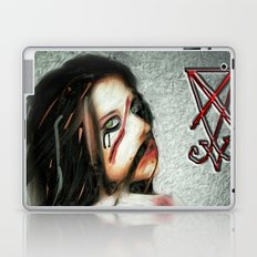 The Seal of Lucifer Laptop & iPad Skin