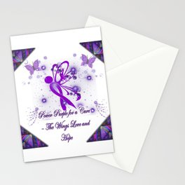 PPFC - The Wings of Love and Hope Stationery Cards