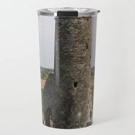 Clonmacnoise - Ireland Travel Mug