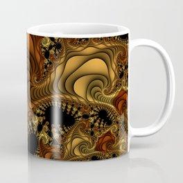 Cornucopia Fractal Coffee Mug