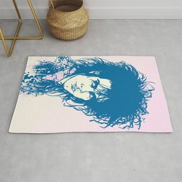 Nick Cave Tribute Rug