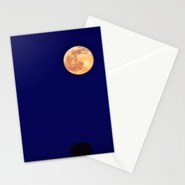Late night dreams Stationery Cards