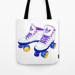 Roller Derby skaters Tote Bag