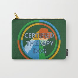 Animal Assisted Activities  - THERAPY DOG 8 Carry-All Pouch