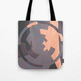 long tan and handsome Tote Bag