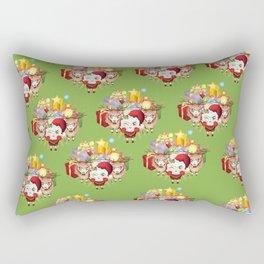 Christmas Sheeping Rectangular Pillow