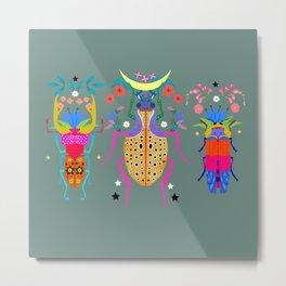 Insect beauties Metal Print