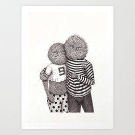 You've Done Well Art Print