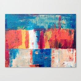 Colormix Canvas Print