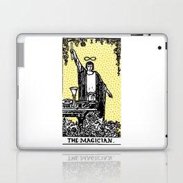 Modern Tarot - 1 The Magician Laptop & iPad Skin
