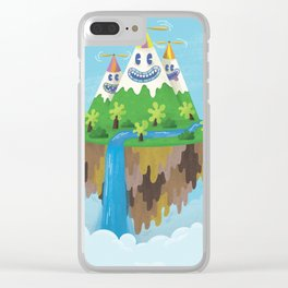 Flight of the Wild Clear iPhone Case