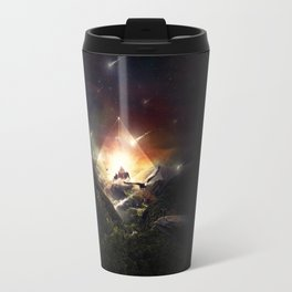 The Glass Mountain Travel Mug