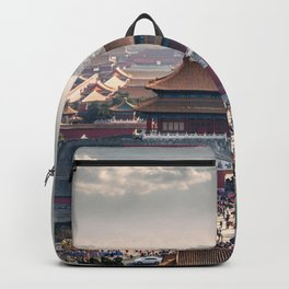 Historically Charged Forbidden City Beijing China Asia Ultra HD Backpack