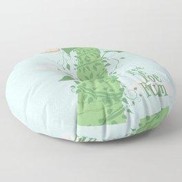 Fee Fie Foe Fum ! Floor Pillow