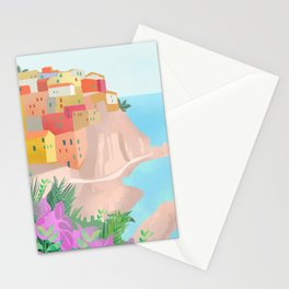 Cinque Terre 1 Stationery Cards