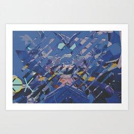 03042020 Art Print