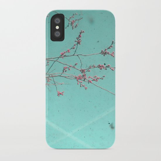 A Kiss in the Sky iPhone Case