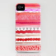 Pattern / Nr. 5 Slim Case iPhone (4, 4s)