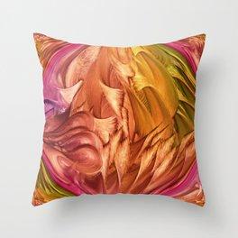 Shambhala Throw Pillow